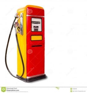 carburant pour voiture de collection