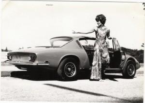 mode et voiture de collection