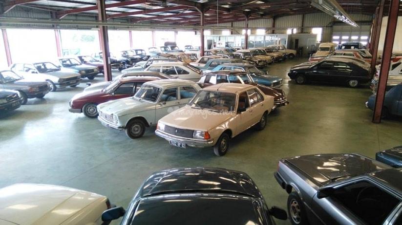Following members mus es automobiles anciennes dans toute for Garage paradis feyzin avis
