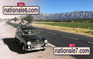routes mythiques de France