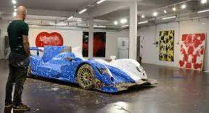 artistes automobiles