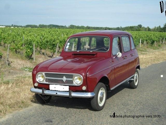 Renault - 4L - 1968 - Following members