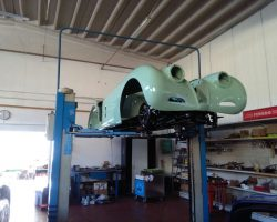réparations voitures anciennes