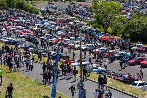rassemblement voitures chaîne du Puy