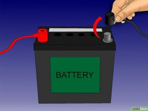 batterie voiture ancienne