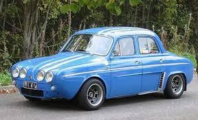 voitures anciennes dauphine gordini