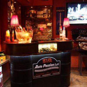 bar retro passion