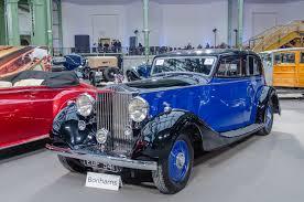 Rolls-Royce Phantom III Limousine 1937