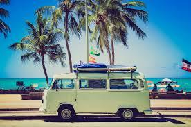 Partir en vacances avec sa voiture de collection