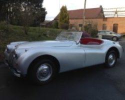Jaguar aristocat XK 140