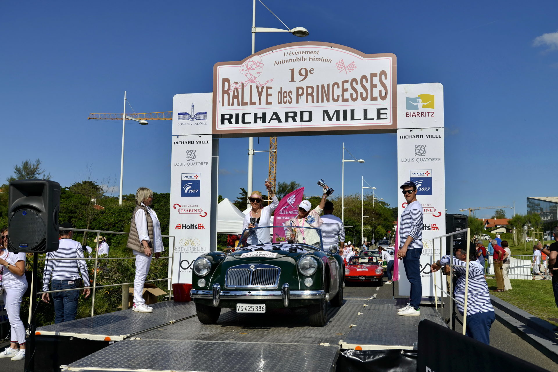 Rallye des Princesses 2018