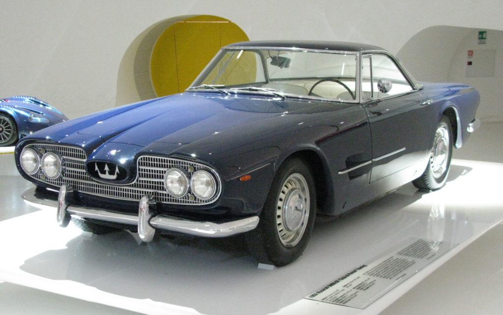 Maserati 5000 GT 50 et 60 ans